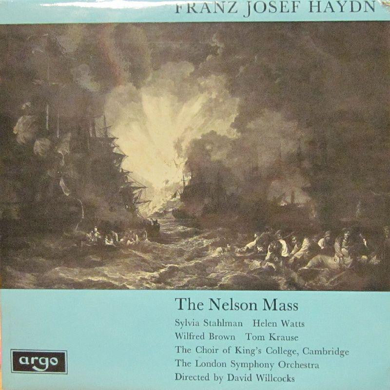 Haydn-The Nelson Mass-Argo-Vinyl LP