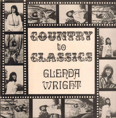 Glenda Wright-Country To Classics-Call-Vinyl LP