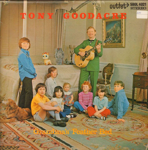 Tony Goodacre-Grandma's Feather Bed-Outlet-Vinyl LP