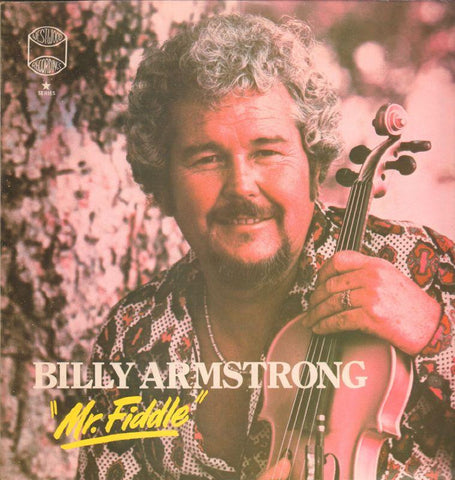 Billy Armstrong-Mr Fiddle-Westwood-Vinyl LP