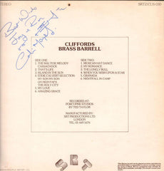 Cliffords Brass Barell-Clifford's Brass Barell-SRT-Vinyl LP-VG+/Ex