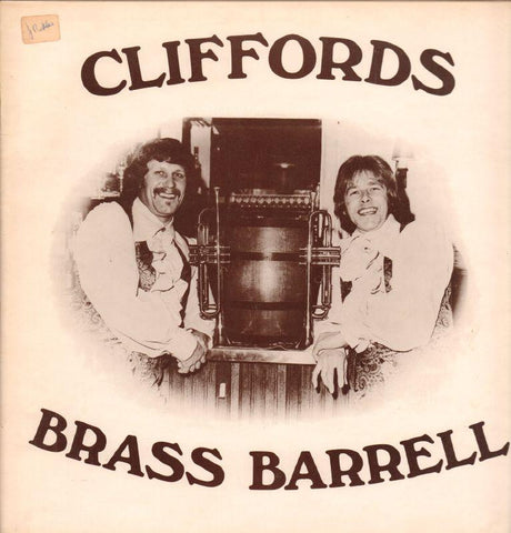 Cliffords Brass Barell-Clifford's Brass Barell-SRT-Vinyl LP