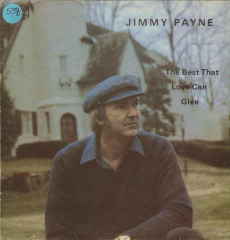 Jimmy Payne-The Best That Love Can Give-Westwood-Vinyl LP