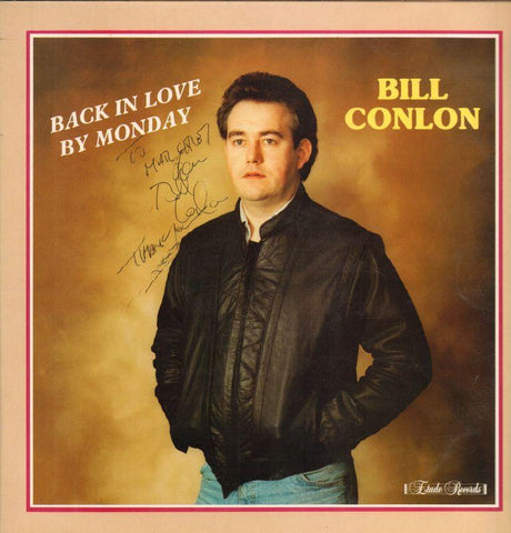 Bill Conlon-Back In Love By Monday-Elude-Vinyl LP