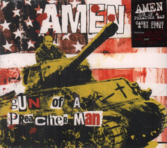 Amen-Gun Of A Preacher Man-Secret/Snapper-CD Album
