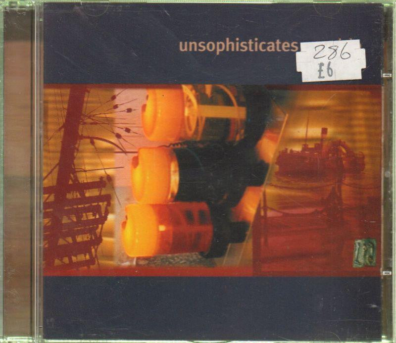 The Unsophisticates-Guido-CD Album