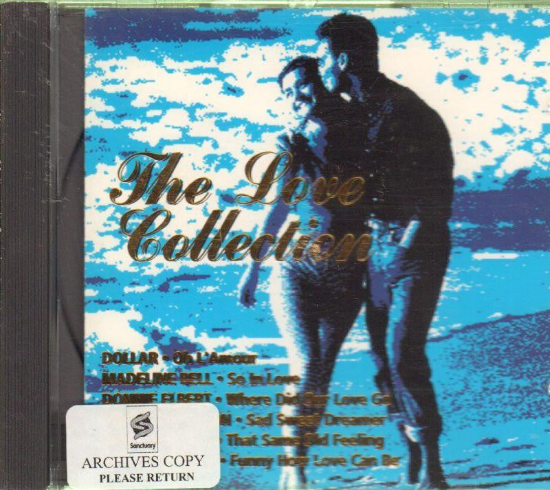 Various Pop 90's-The Love Collection-CD Album