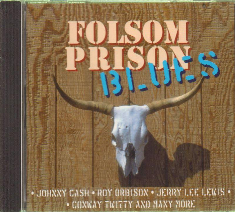 Various Blues-Folsom Prison Blues-CD Album