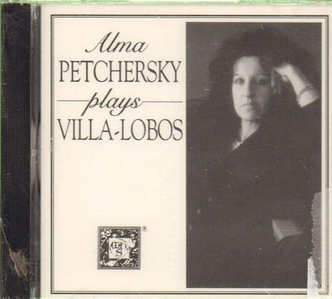 Alma Petchersky-Alma Petchersky Plays Villa-Lobos (Uk Import)-CD Album
