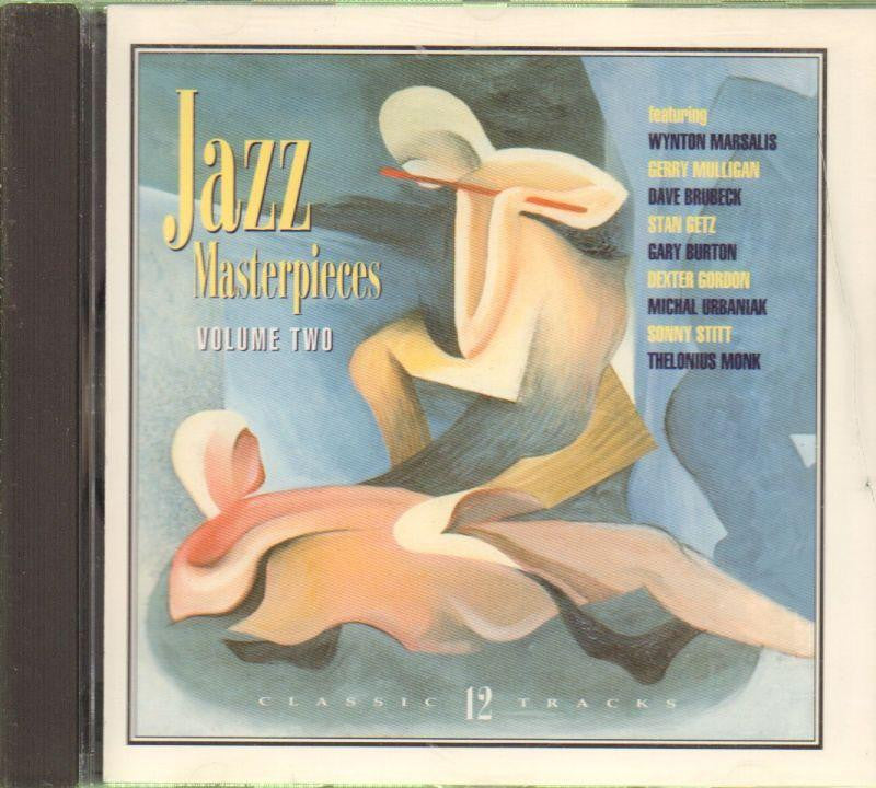Various Jazz-Jazz Masterpieces Vol.2-CD Album