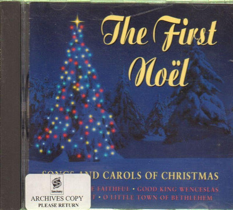 Various Christmas-First Noel - Songs And Carols Of Christmas-CD Album