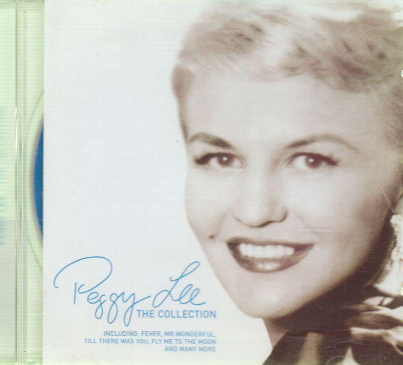Peggy Lee-The Collection-CD Album