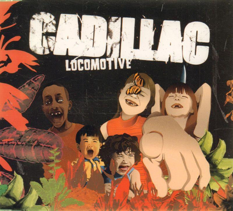 Cadillac-Locomotive -CD Single
