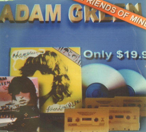 Adam Green-FRIENDS OF MINE -CD Single
