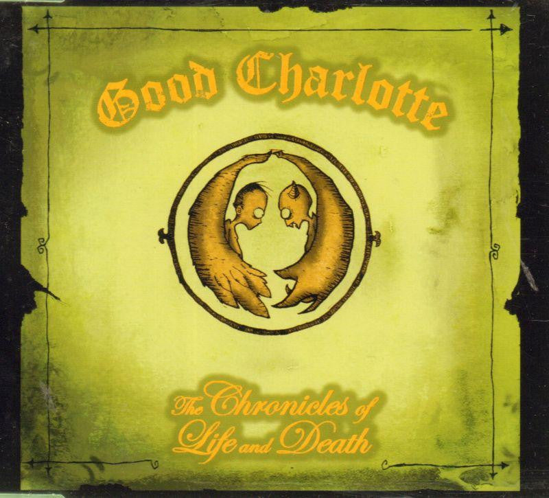 Good Charlotte-The Chronicles of Life and Death -CD Single