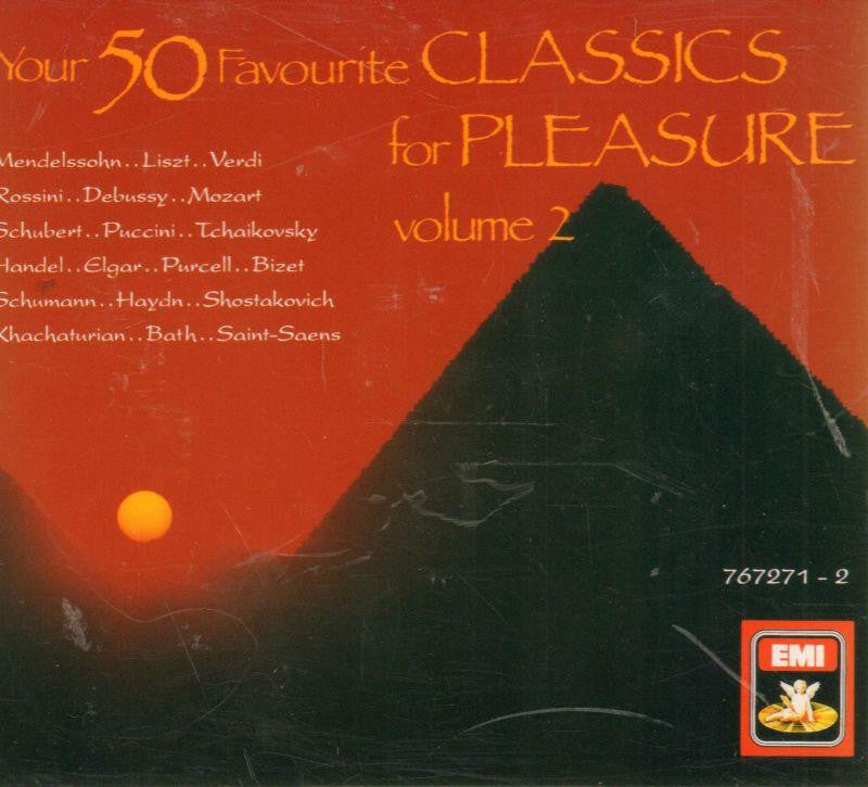Various Classical-Classics For Pleasure Volume 2-2CD Album Box Set