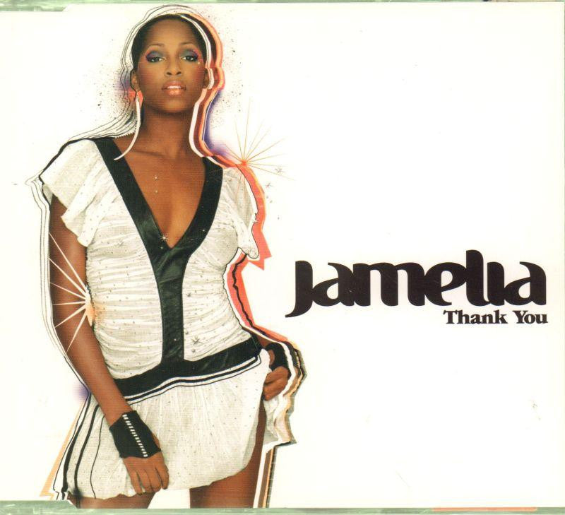 Jamelia-Thank You-CD Single