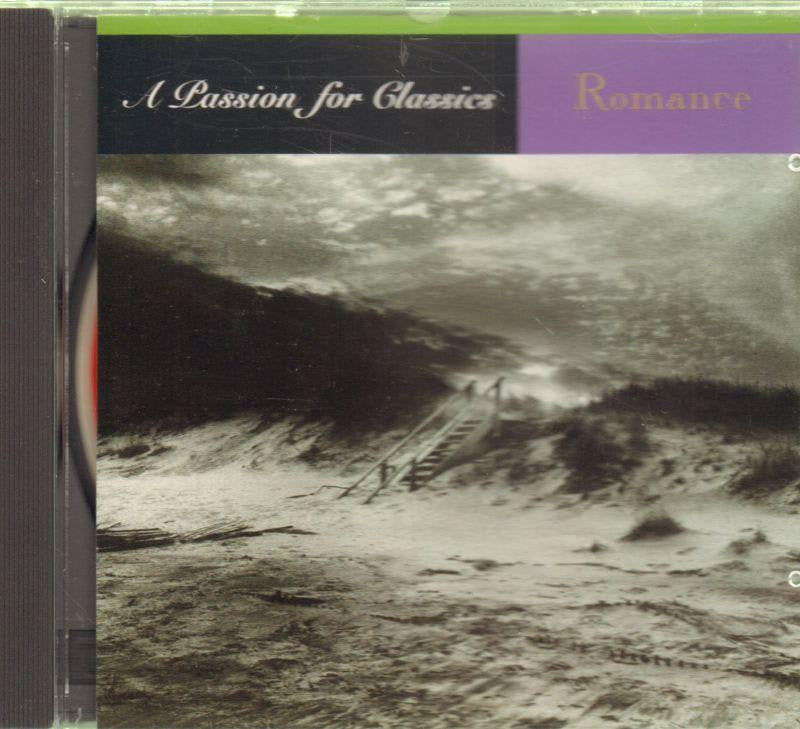 Various Classical-A Passion For Classics-CD Album