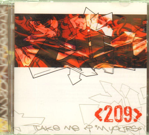 209-Take Me I'm Yours-CD Album