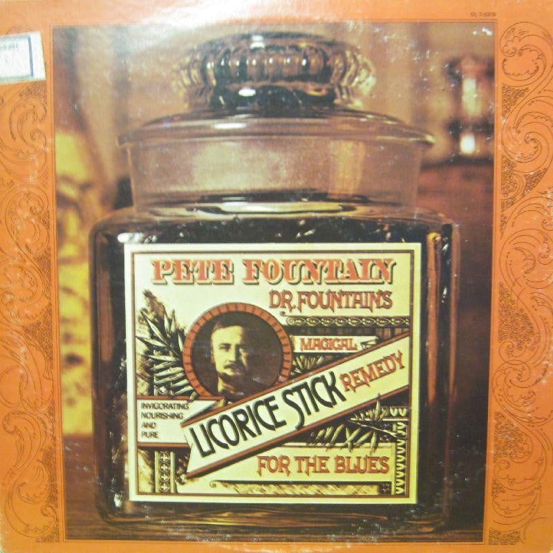 Pete Fountain-Magical Licorice Stick Remedy-Decca-Vinyl LP