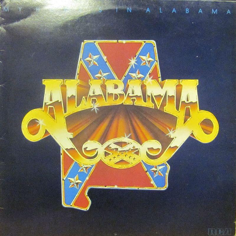 Alabama-My Home's In-RCA-Vinyl LP