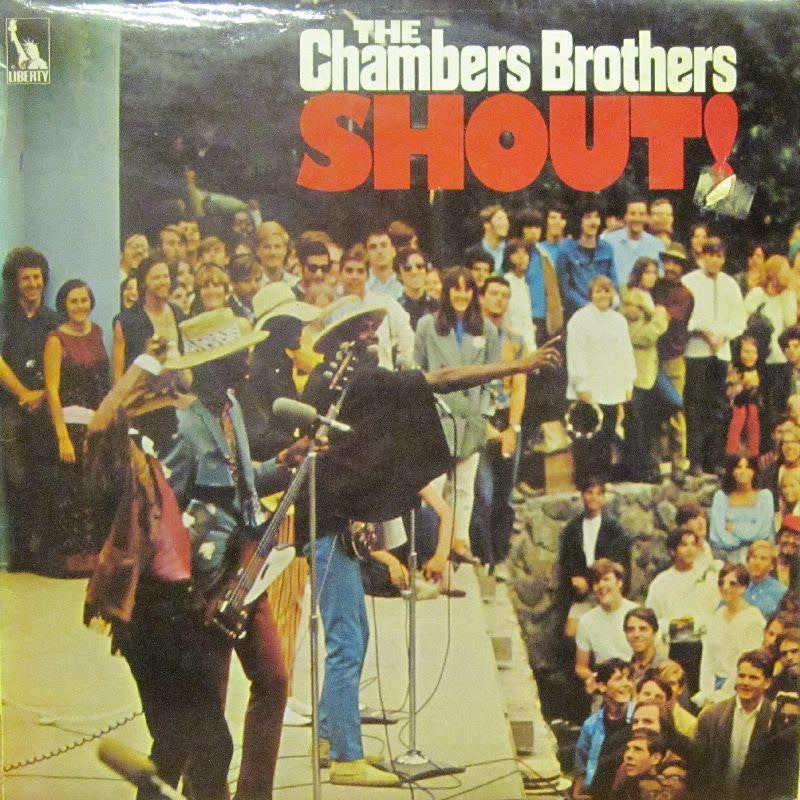 The Chambers Brothers-Shout-Liberty-Vinyl LP