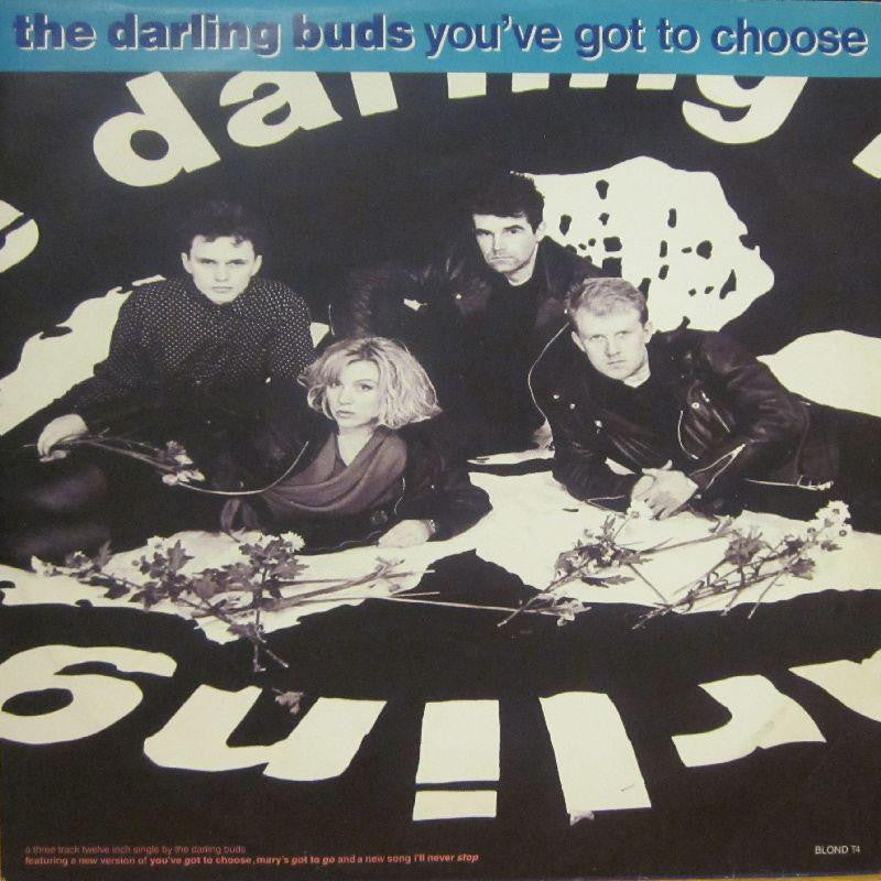 "The Darling Buds-You've Got To Choose-Epic-12"" Vinyl"