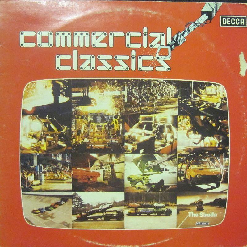 Various TV-Commercial Classics-Decca-Vinyl LP