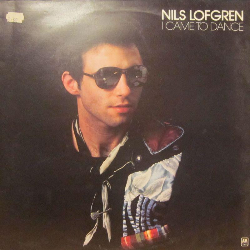 Nils Lofgren-I Came To Dance-A & M-Vinyl LP