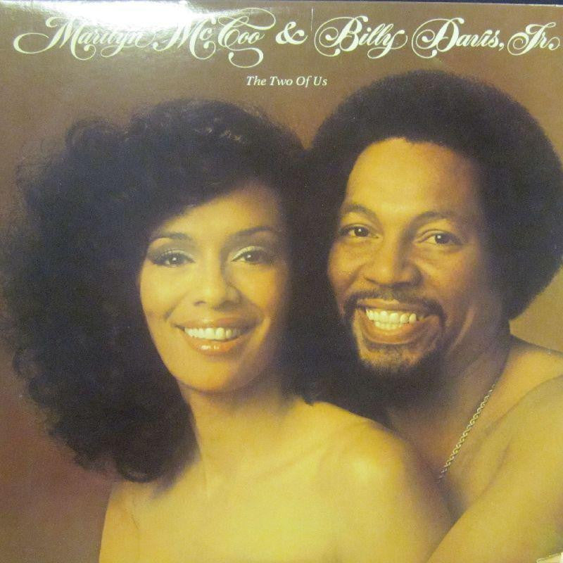 Marilyn McCoo & Billy Davis Jnr-The Two Of Us-abc-Vinyl LP