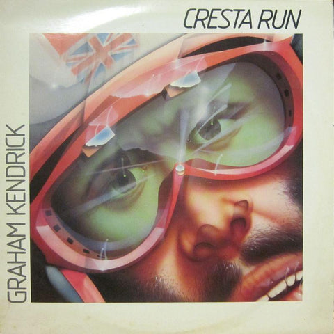 Graham Kendrick-Cresta Run-Kingsway Music-Vinyl LP