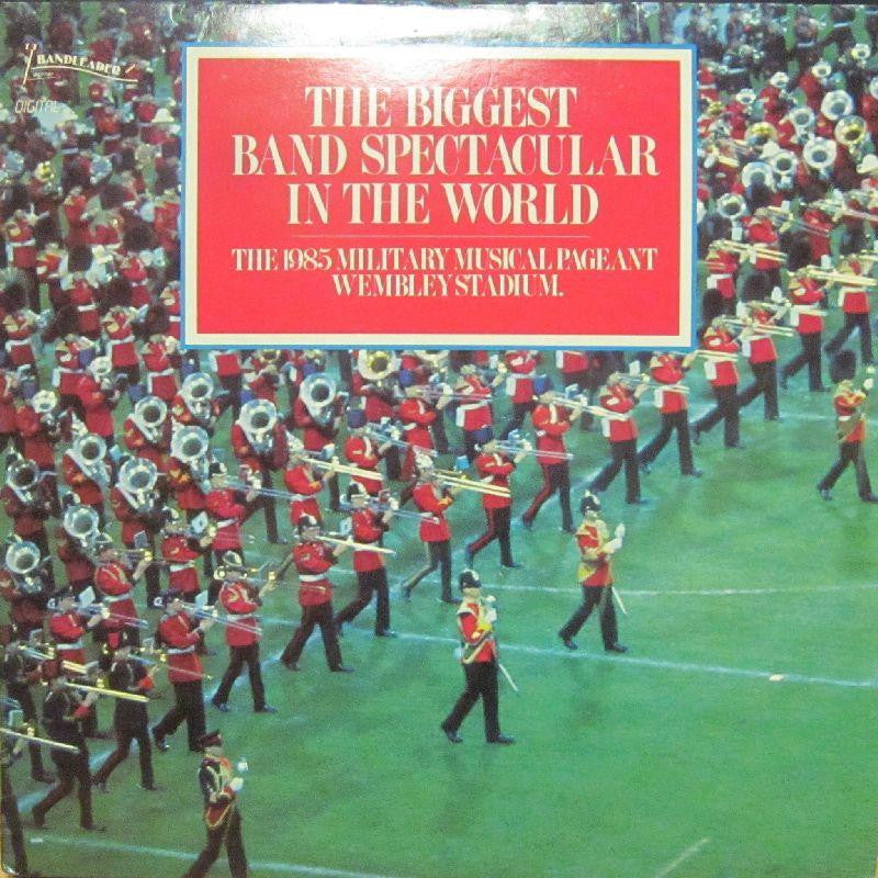 "Various Military-The Biggest Band Spectacluar In The World-Band Leader-2x12"" Vinyl LP Gatefold"