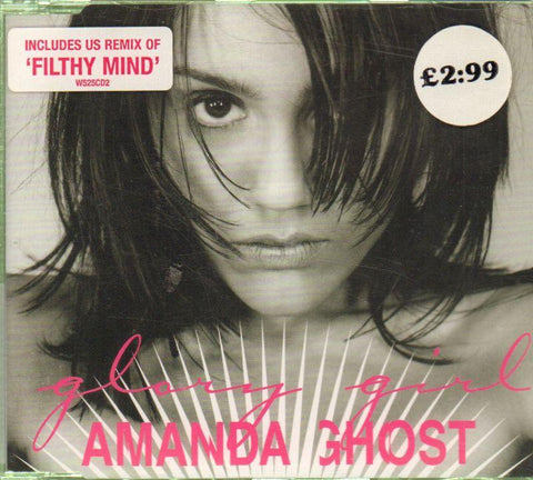 Amanda Ghost-Glory Girl-CD Single