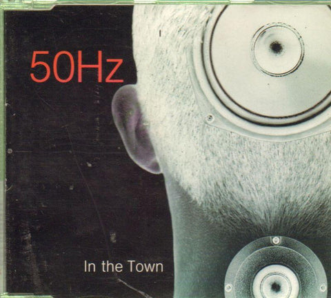 50 hz-In The Town-CD Single