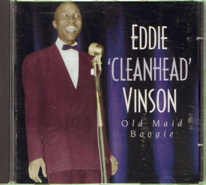 Eddie Vinson-Old Maid Boogie-CD Album