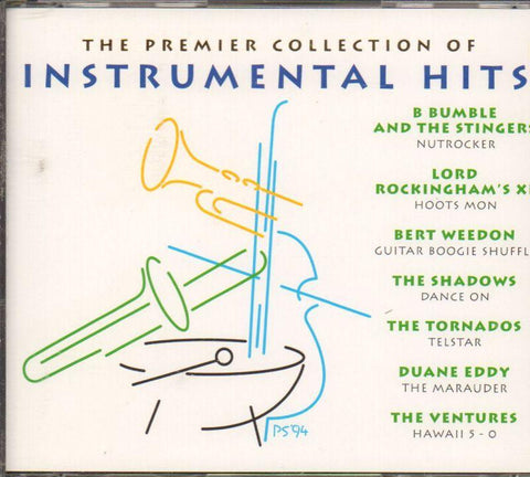 Various Easy Listening-Instrumental Hits 2-CD Album