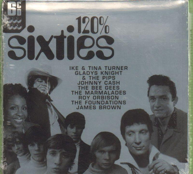120 Sixties-120% Sixties-CD Album