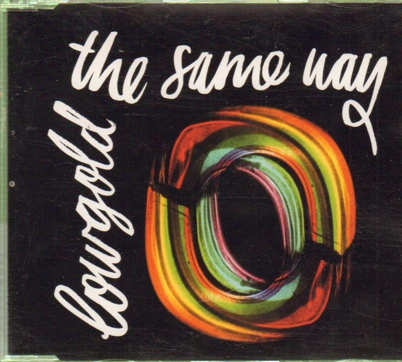 Lowgold-The Same Way-CD Single