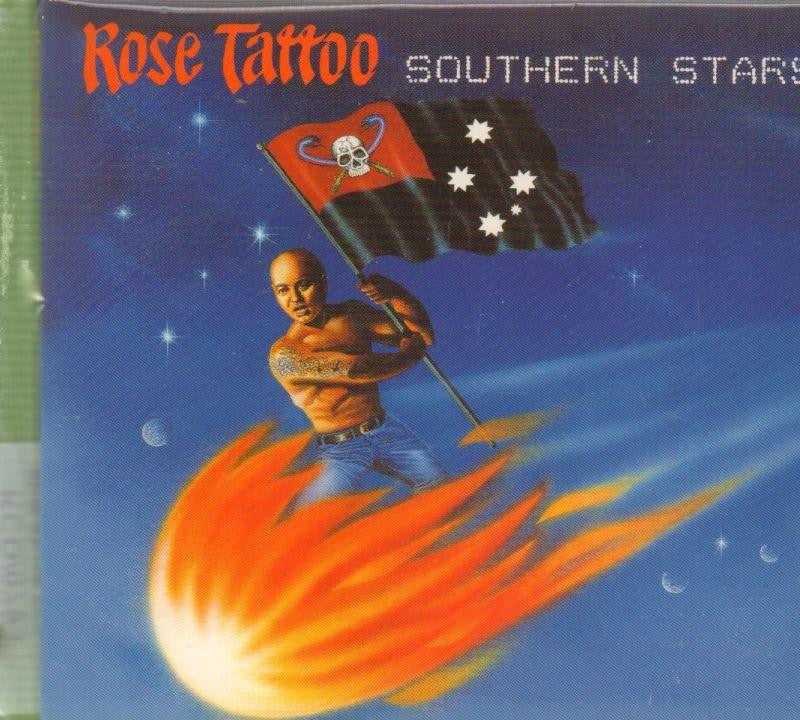 Rose Tattoo-Southern Stars-CD Album