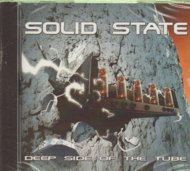 Solid State-Deep Side Of The Tube-CD Album