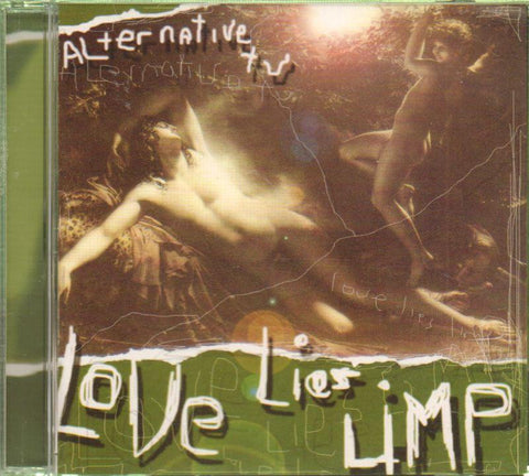 Alternative TV-Love Lies Limp-CD Album