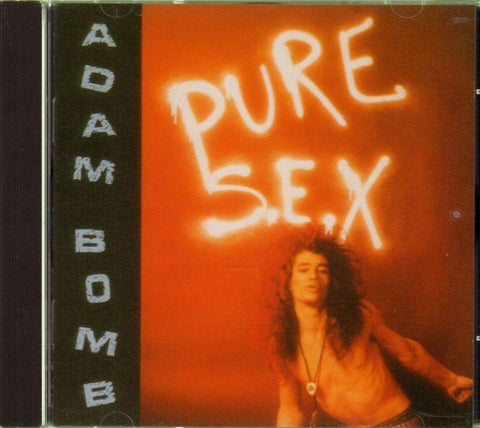 Adam Bomb-Pure Sex-CD Album