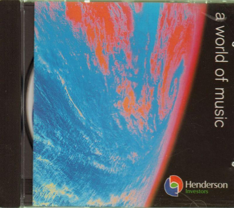 Various Classical-A World Of Music-CD Album
