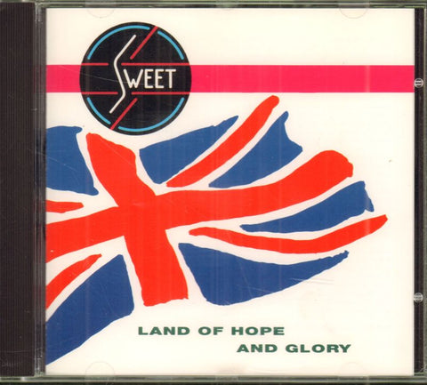 Land Of Hope And Glory-Receiver-CD Album
