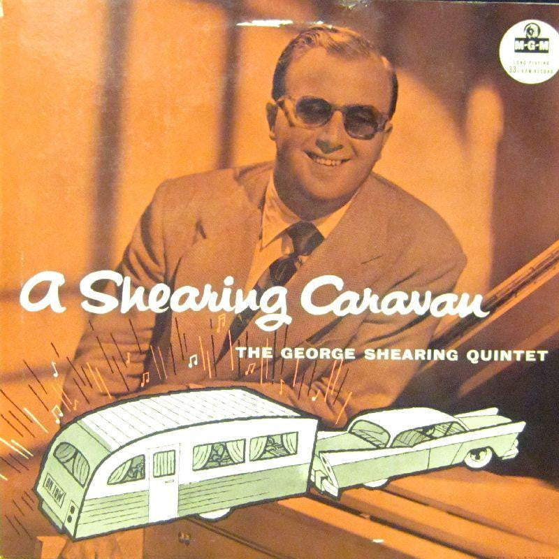 The George Shearing Quartet-A Shearing Caravan-MGM-Vinyl LP
