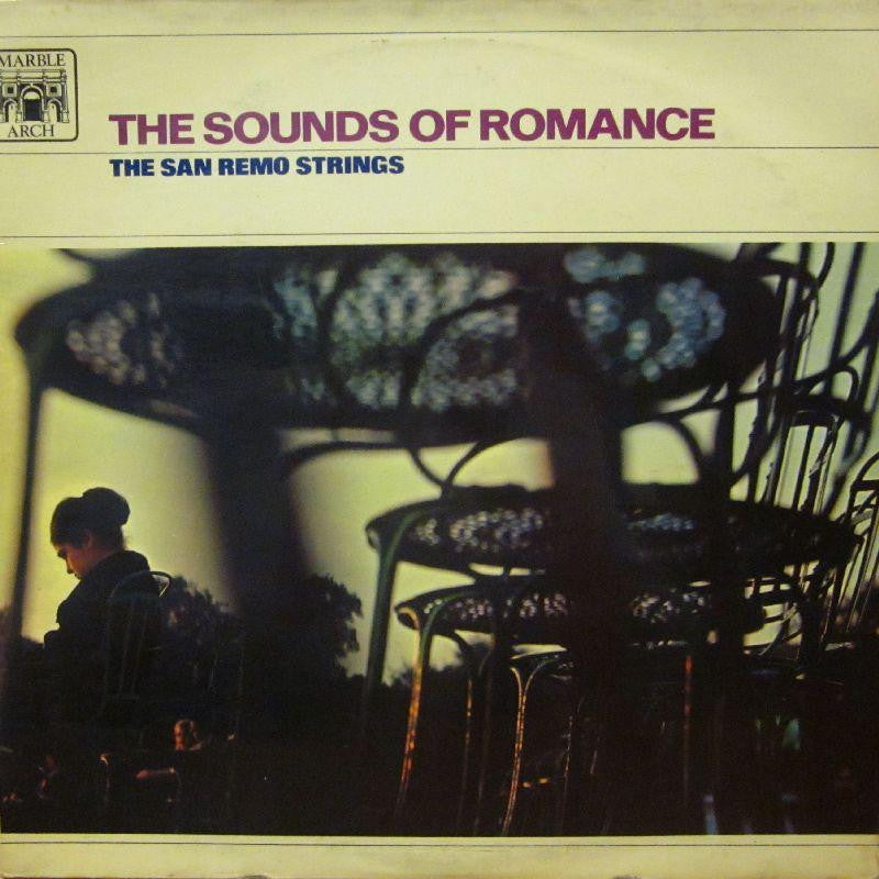 The San Remo Strings-The Sounds Of Romance-Marble Arch-Vinyl LP
