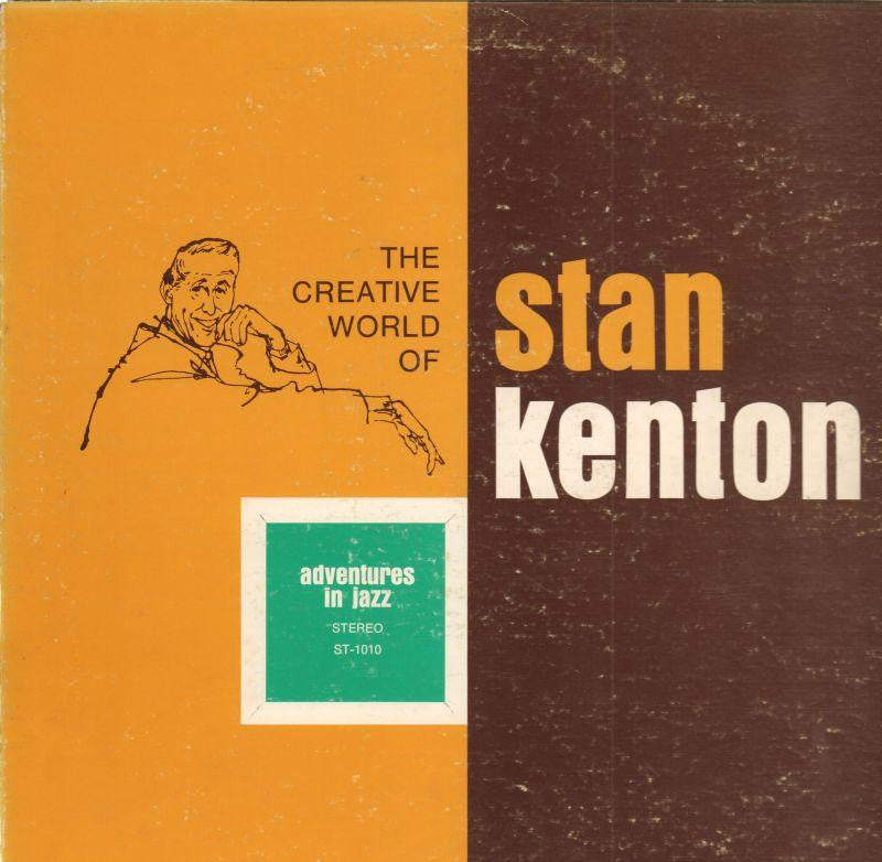 Stan Kenton-The Creative World Of: Adventures Of Jazz-Vinyl LP