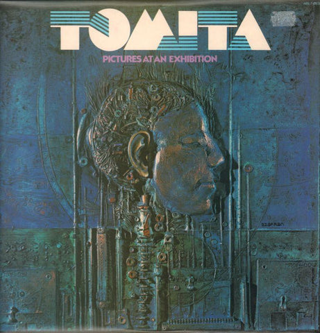 Tomita-Pictures At An Exhibition-RCA-Vinyl LP
