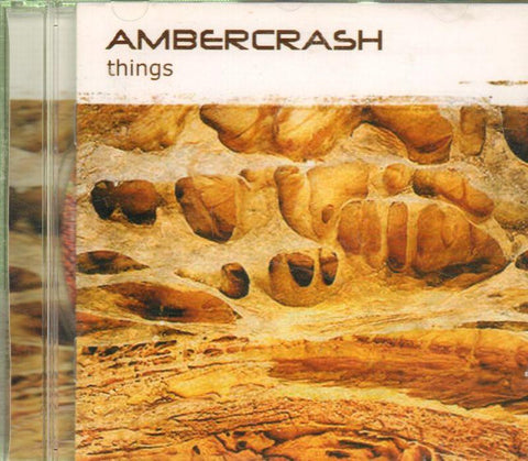 Ambercrash-Things-CD Album