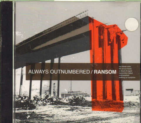 Always Outnumbered & Ransom-Split Cd-CD Single